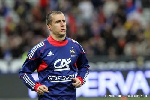 Benoit Cheyrou a-t-il déjà joué en Equipe de France ?
